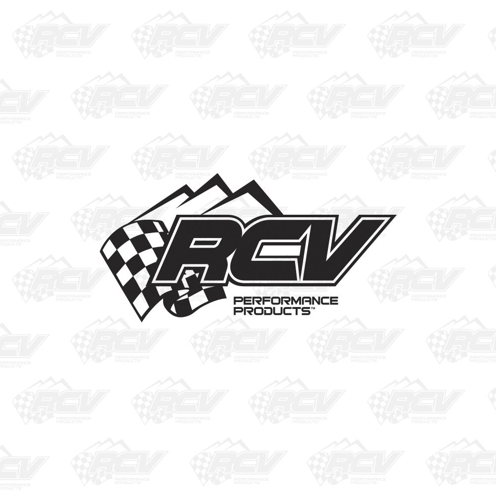 RCV Contrast Logo Hoodie